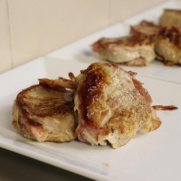 Medaglioni filetto di maiale